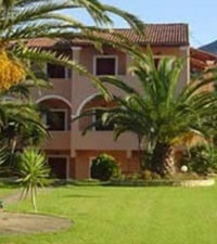 Apartments in Corfu