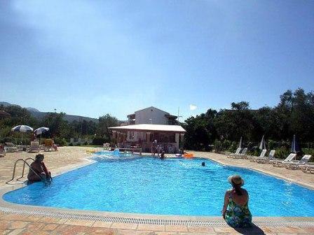 Residence a Corfu'-Villa Metalinos a Roda