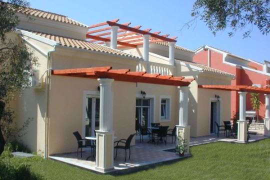Holiday apartments in Corfu-Villa Nikos