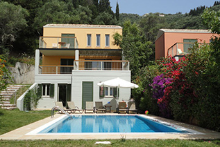 Villa Frini -Corfu North East Villas