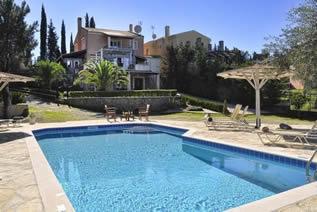 Villa St.Nikolas in Dassia Corfu