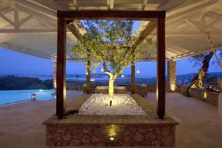 Villa Edoardo-Piedra in Corfu VIP
