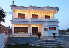 Villa Michele in Acharavi Corfu