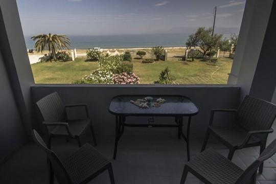 Appartamenti a Corfù sul mare – Villa Angela ad Almiros