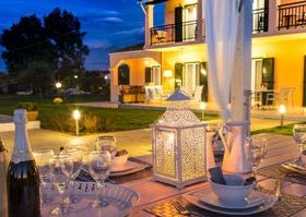 Luxury villa Elena in Corfu Almiros for 10-13 guests
