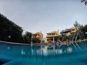 Villas in Corfu, villa Anna Maria