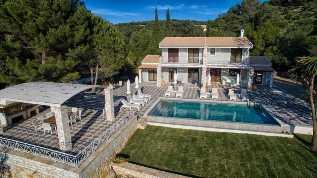 Villas in Corfu- Villa Perseas