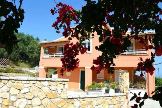 Apartments in Corfu-apartment Achilleus