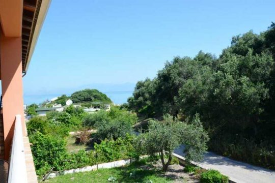 Apartments in Corfu-Studio sea view Apollon
