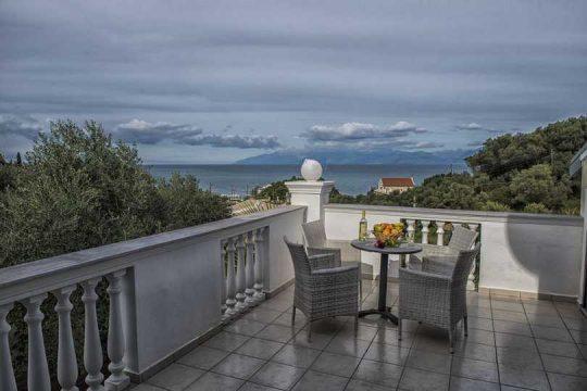 Villas in Corfu – Villa Alfred