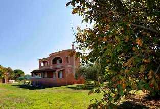 Villa Ninetta in Corfu