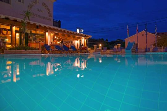 Apartments Olive Grove in Sidari Corfu