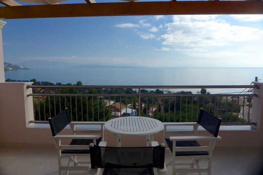 Villas in Barbati Corfu – Sea View villas