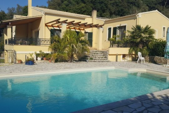 Villa Alexia Corfu