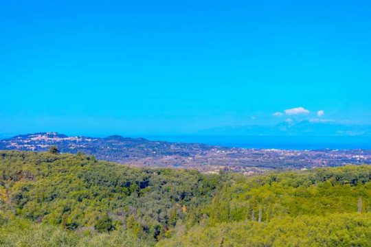 Villa Felicia a Nymfes Corfu