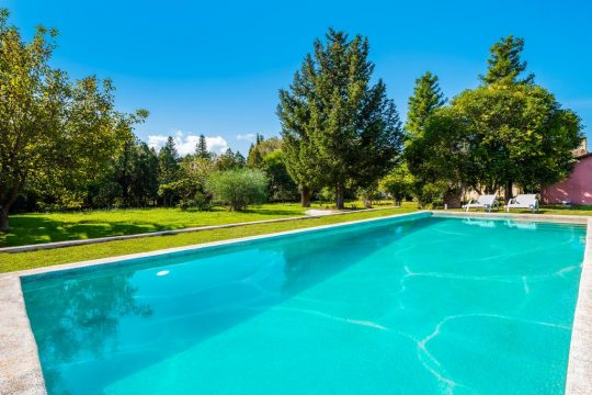 Villas in Corfu with pool | Villa Secret Garden