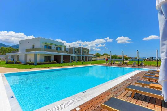Beach apartments in Corfu – Kyma Suites