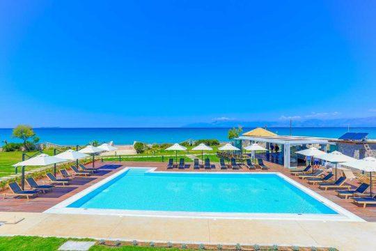 Appartamenti sul mare a Corfù – Kyma Suites