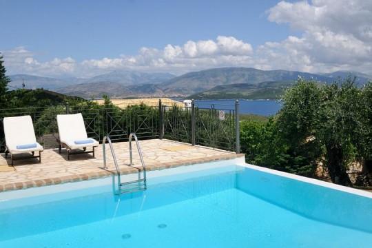 Villa St.Barbara in Agios Stefanos Corfu