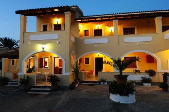 Harrys апартаменты в Ахарави, Корфу