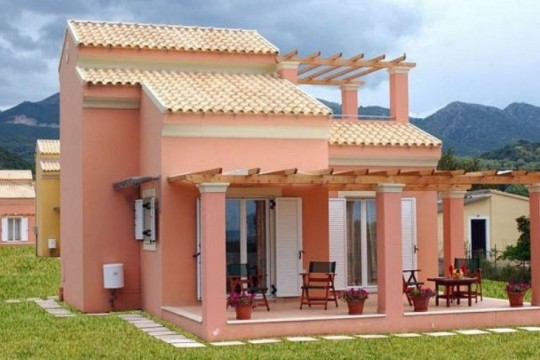 Villa Filia Ferienhäuser in Korfu Almiros