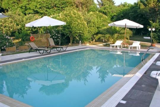 Villa Amalia- Ferienwohnungen Korfu-Acharavi
