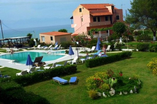 "Apartments for rent in Corfu "" The Wave"""